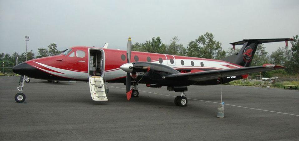 Simrik Air leases entire fleet of Agni Air
