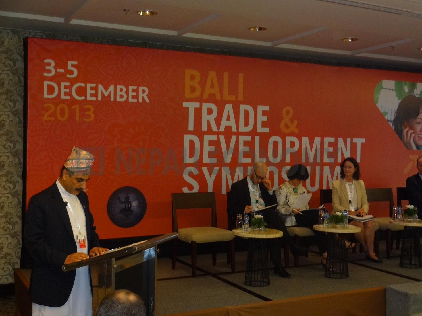LDCs urge developed countries to help facilitate trade