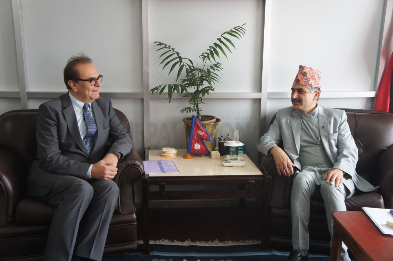 WIPO to work with Nepal to help protect intellectual property right