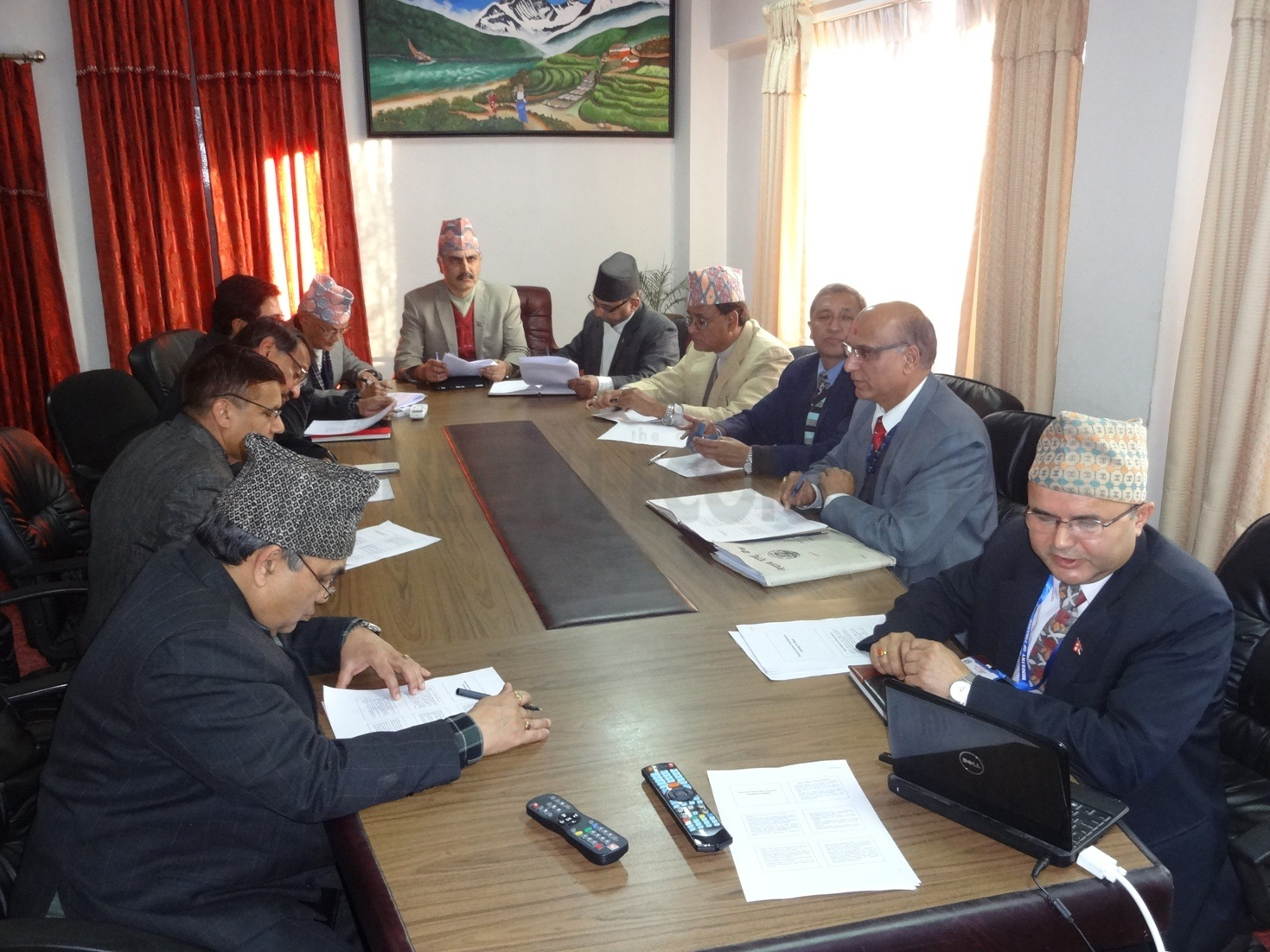 Financial Sector Development Strategy committee formed