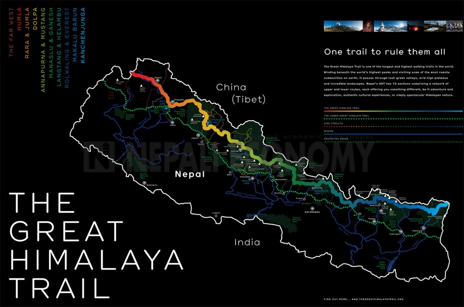Great Himalayan Trail tops chart of adventures for 2014