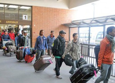 ILO, EU to support welfare of Nepali migrant workers