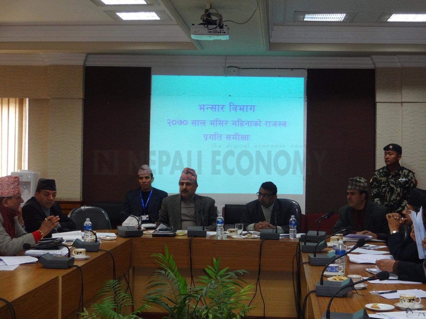 Revenue administration becoming inefficient, fails to meet revenue mobilisation target