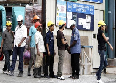 Change in Malaysia's migrant workers policy to hit remittance inflow