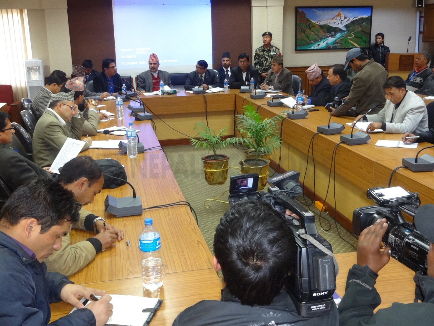 Government failed to spend capital budget, finance minister Koirala