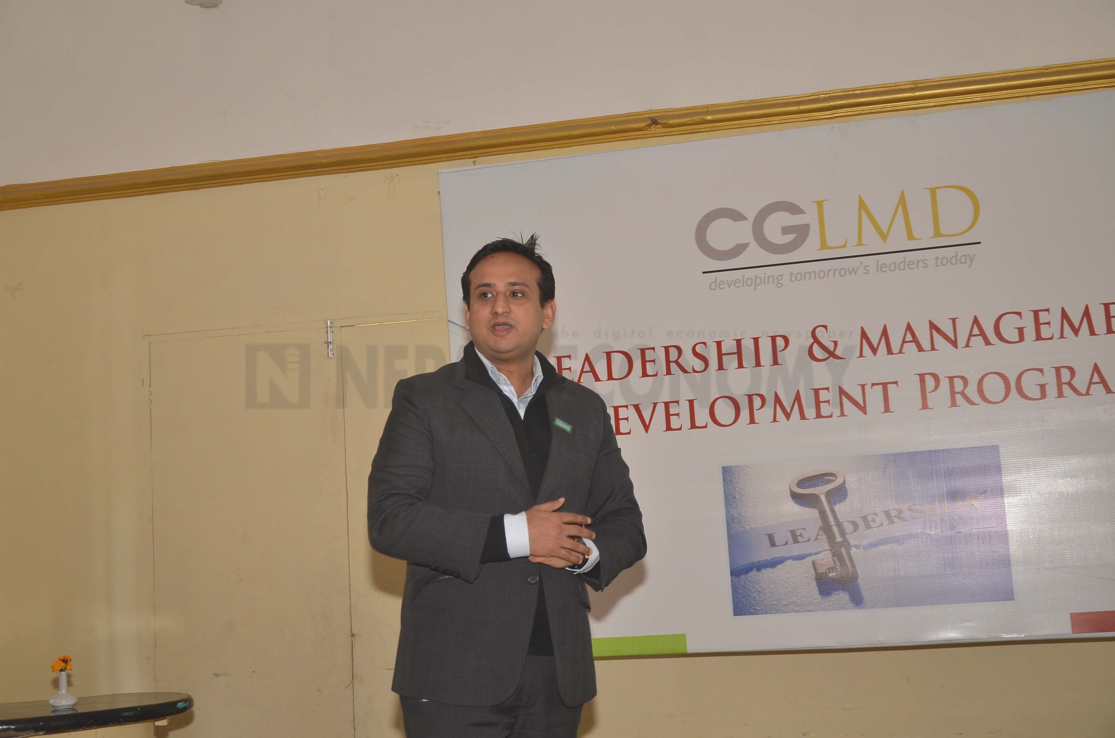 CG starts Leadership and Management Development Programme