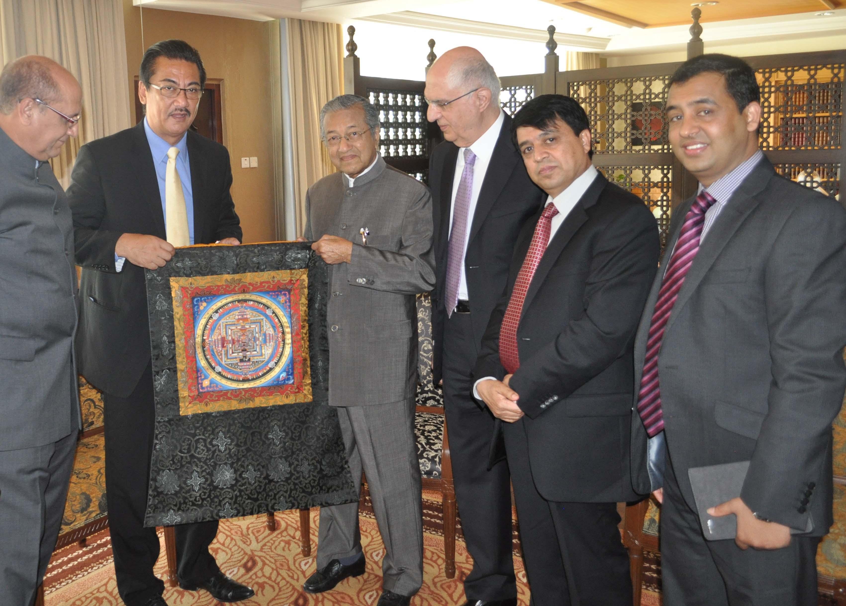 FNCCI invites Mahathir to take part in Nepal Economic Summit