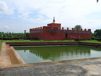 Indian railways authority agrees to promote Lumbini