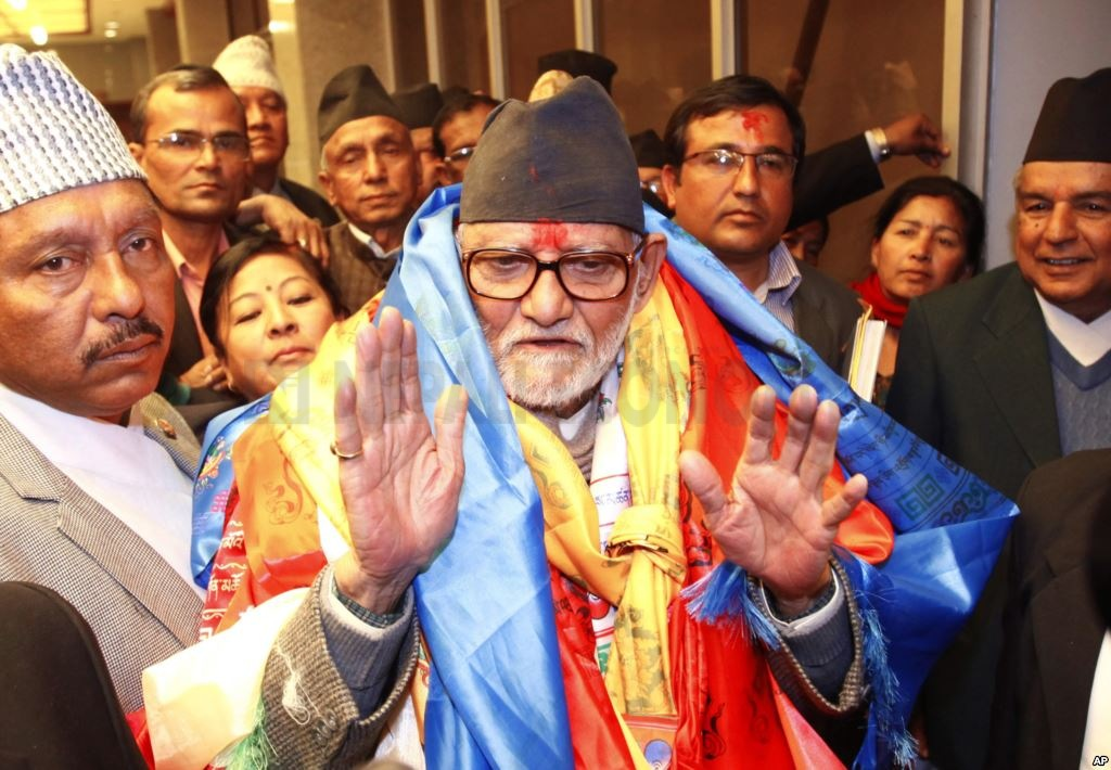 Koirala sworn in as 37th Prime Minister