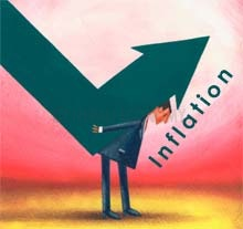 Inflation stands at 9.7 per cent in the sixth month