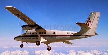 NAC aircraft missing, feared crash
