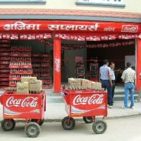Coca-Cola envisions sustainable change in the society