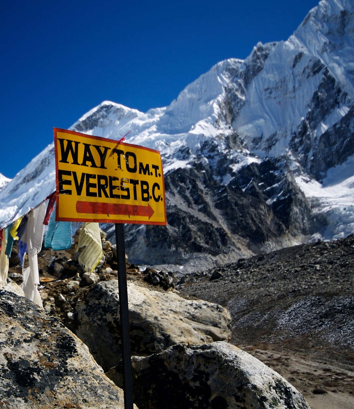 Everest climbers must collect rubbish or pay fine