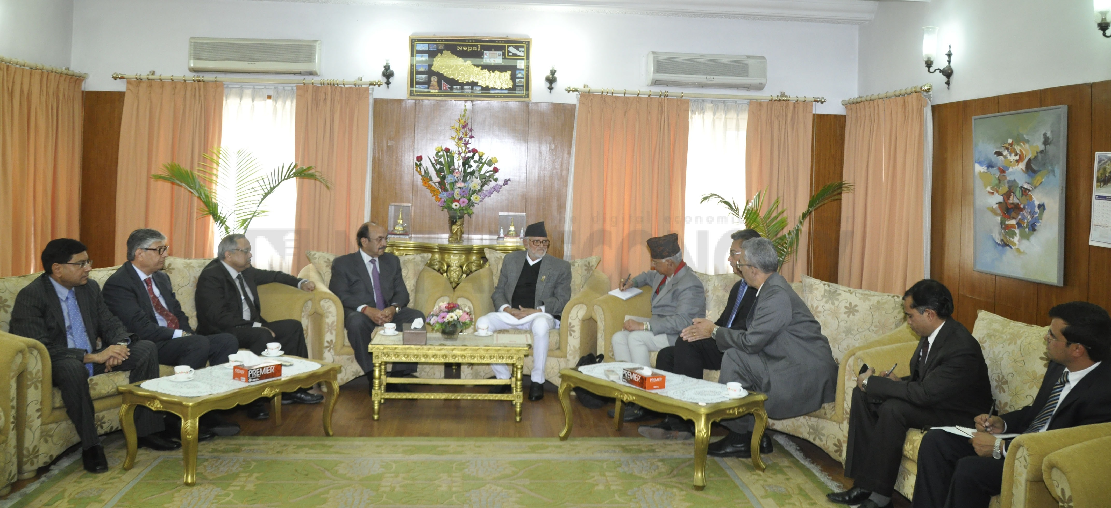 Nepal, India to hold annual economic summit