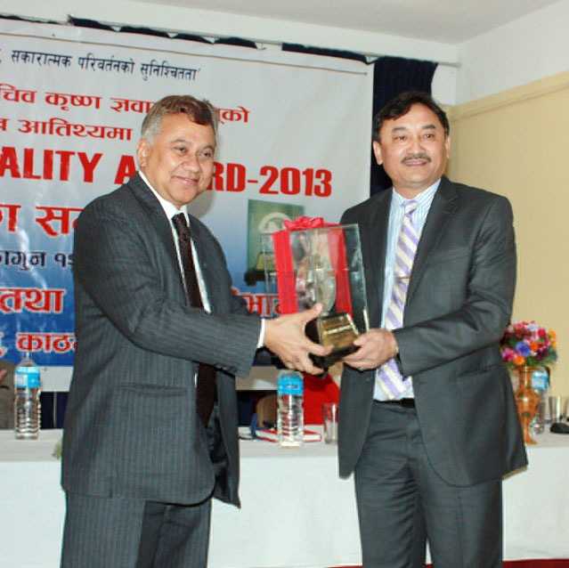 Nepal Standard certification to be internationally recognised soon