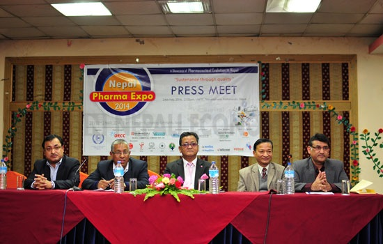 Nepal Pharma Expo begins