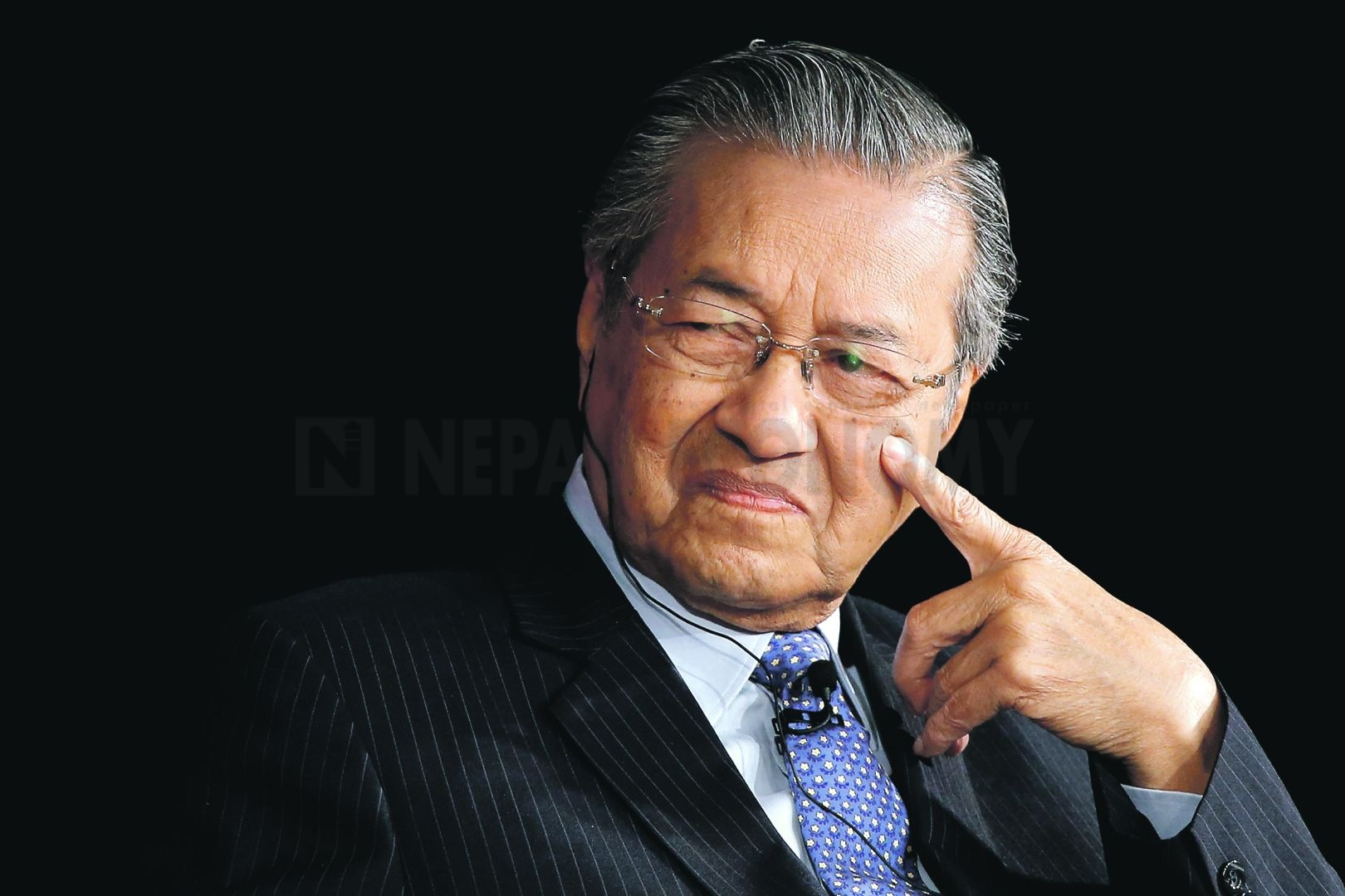 Malaysian former prime minister Mahathir to visit Nepal