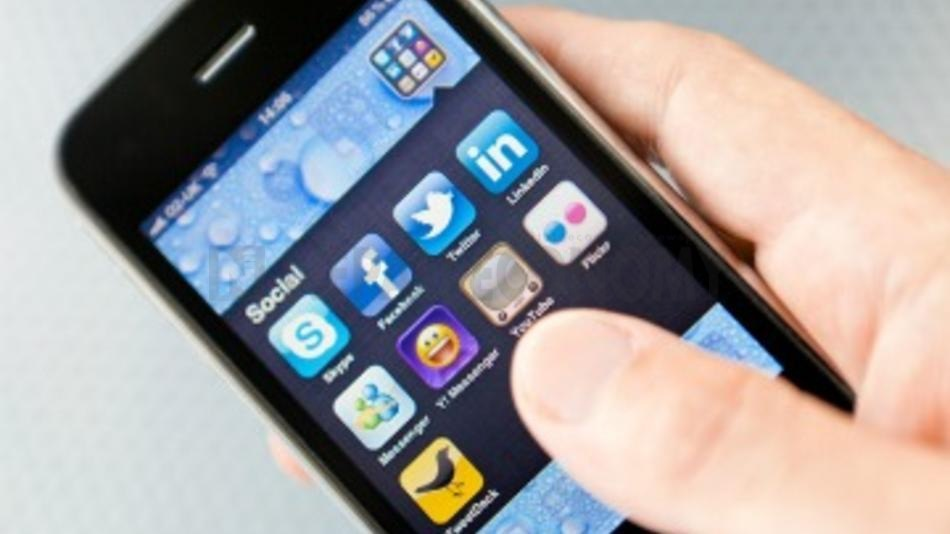 Mobile data accounts for only three per cent of global data traffic