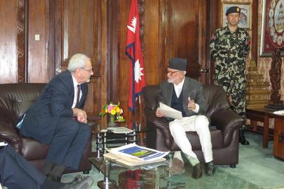 World Bank VP concludes Nepal visit