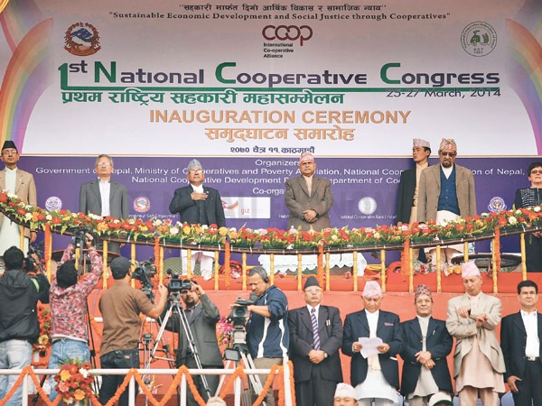Cooperatives Congress pledges to double contribution to GDP in five years