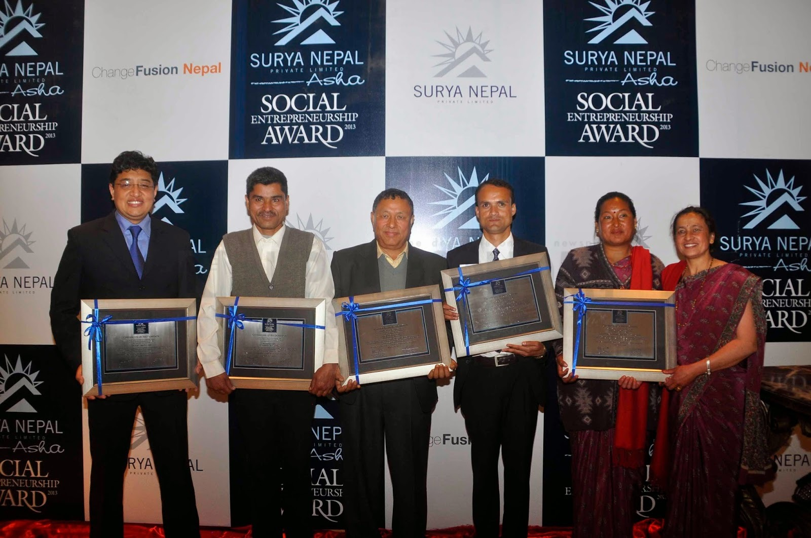 SNASEA honours five unsung heroes