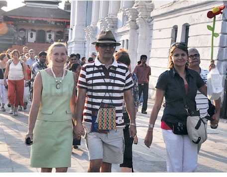 Tourism contribution to economy increases