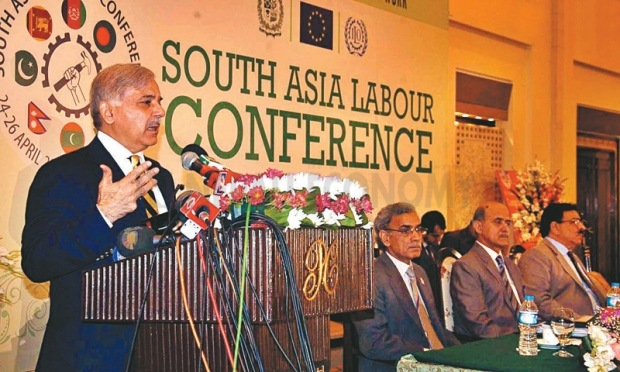 South Asia labour meet kicks off today