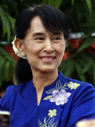 Su Kyi set to visit Nepal in June