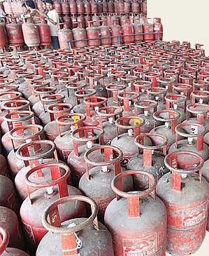 NOC goes bankrupt due to heavy loss in cooking gas