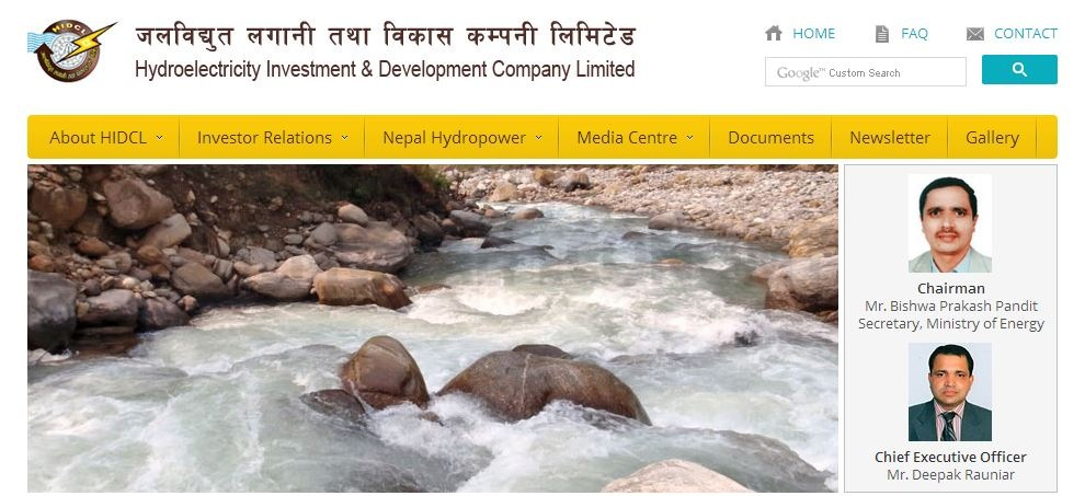 Hydroelectricity Investment and Development Company launches long-term wholesale loan for banks