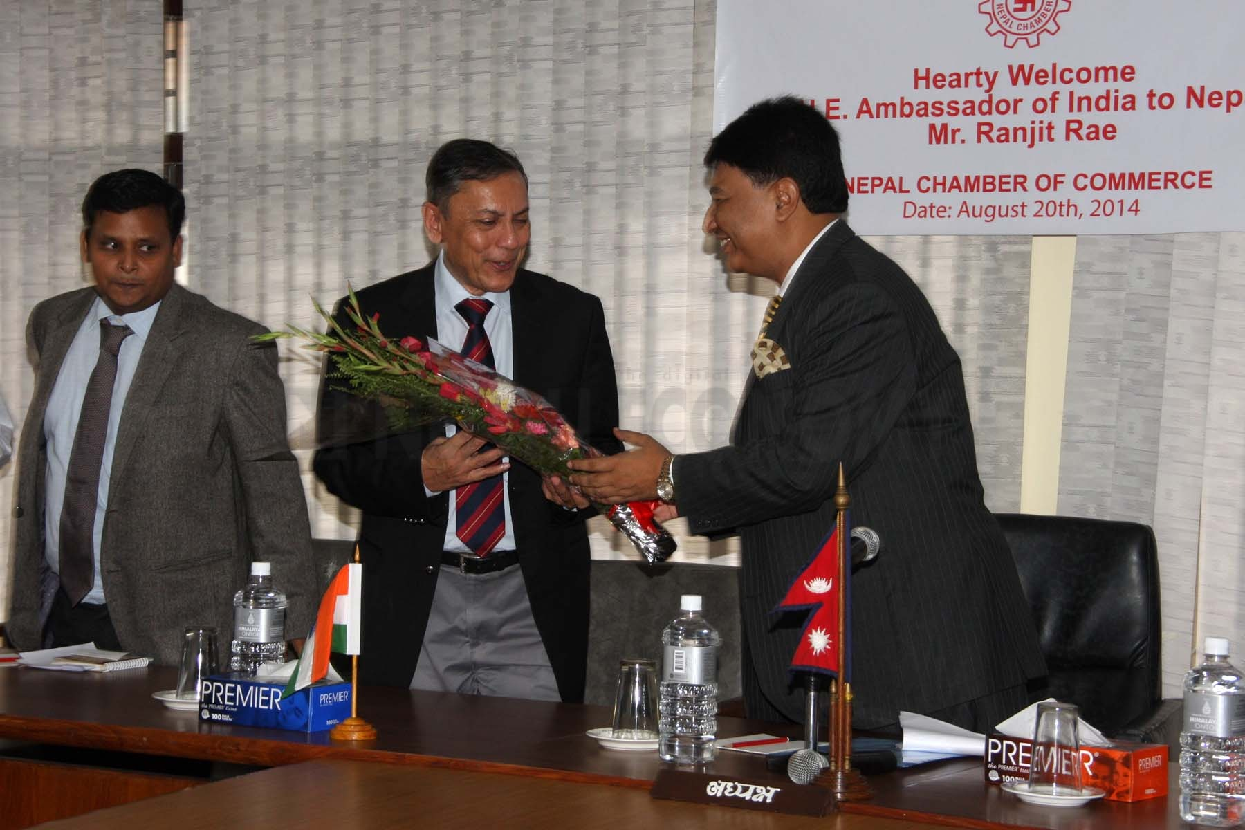 Improve IPR, labour laws to attract Indian investments: Indian Envoy