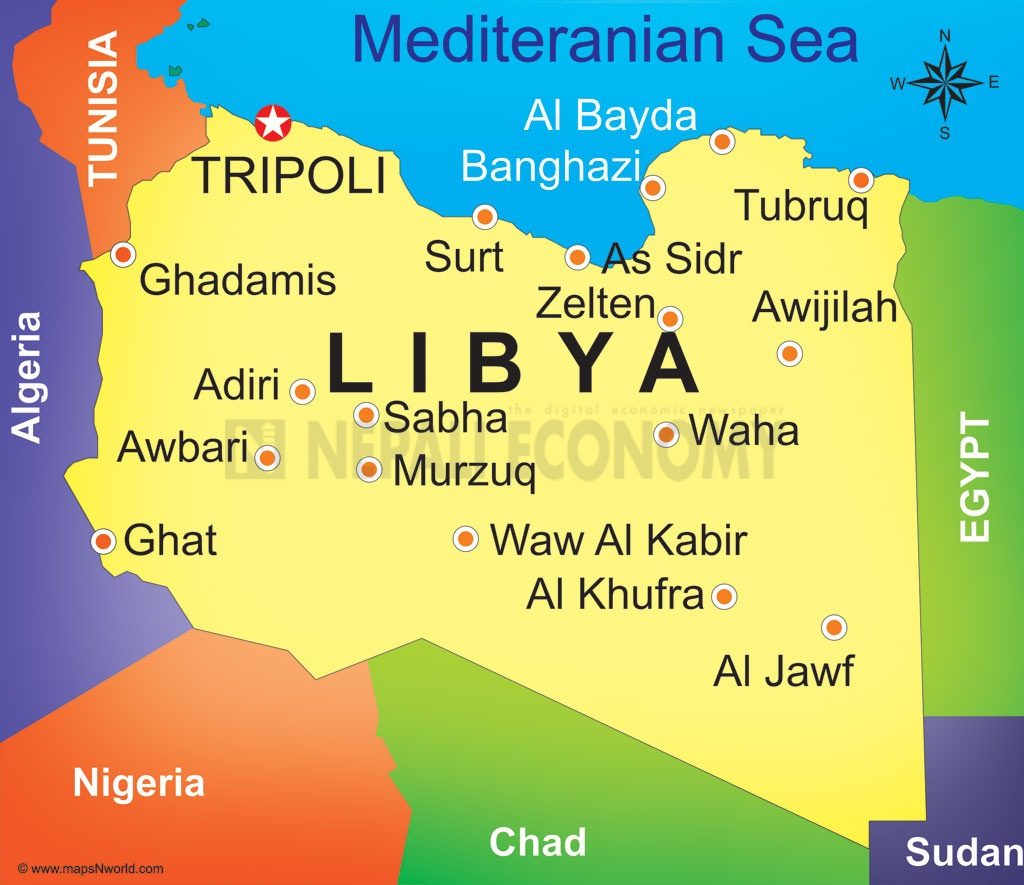 60 Nepalis evacuated from Libya