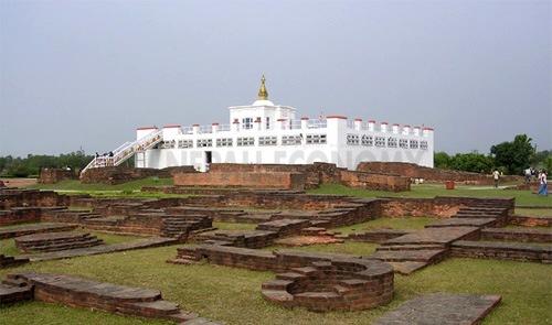 Lumbini Development Trust suggests separate Buddhist circuit