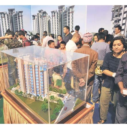 Real estate expo ends, records 214,000 footfall