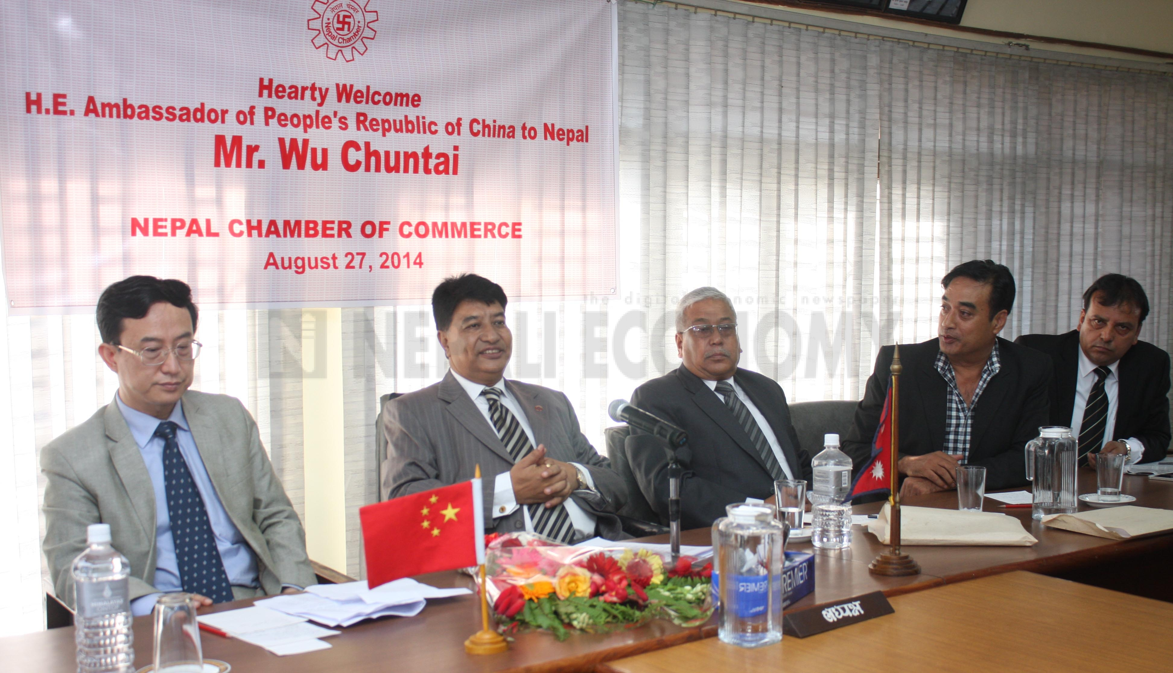 Chamber seeks simplification of zero tariff facility with China