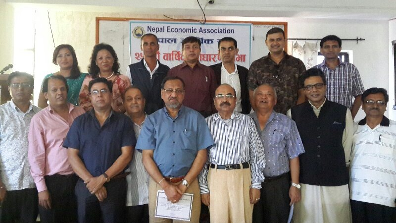 Pyakuryal to lead Nepal Economic Association