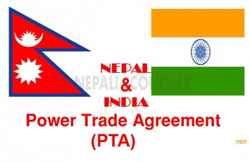 Nepal' India seal power trade deal