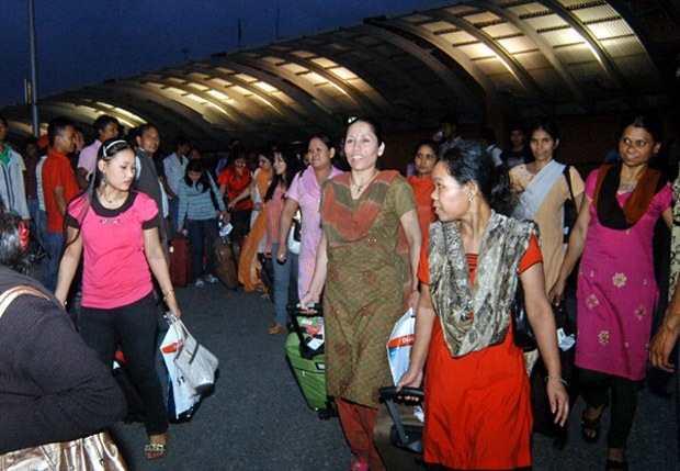 Government extends ban on Nepali housemaids