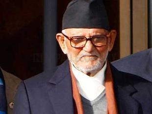 Koirala urges Europeans to invest in Nepal