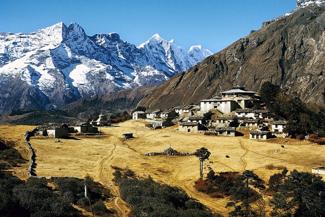 Khumbu one of the Lonely Planet's 10 best regions to explore