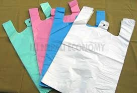 Government monitors ban on use of polythene bags