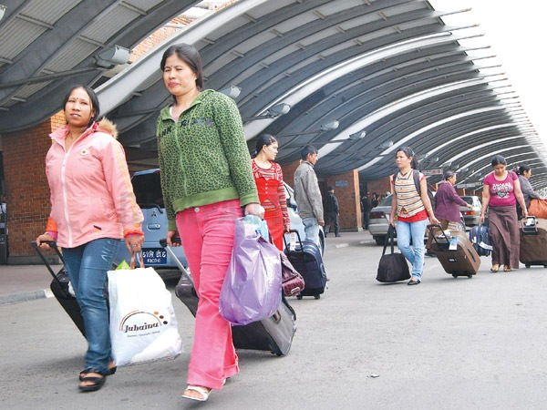 Government allows Nepali women migrant to work as domestic help abroad