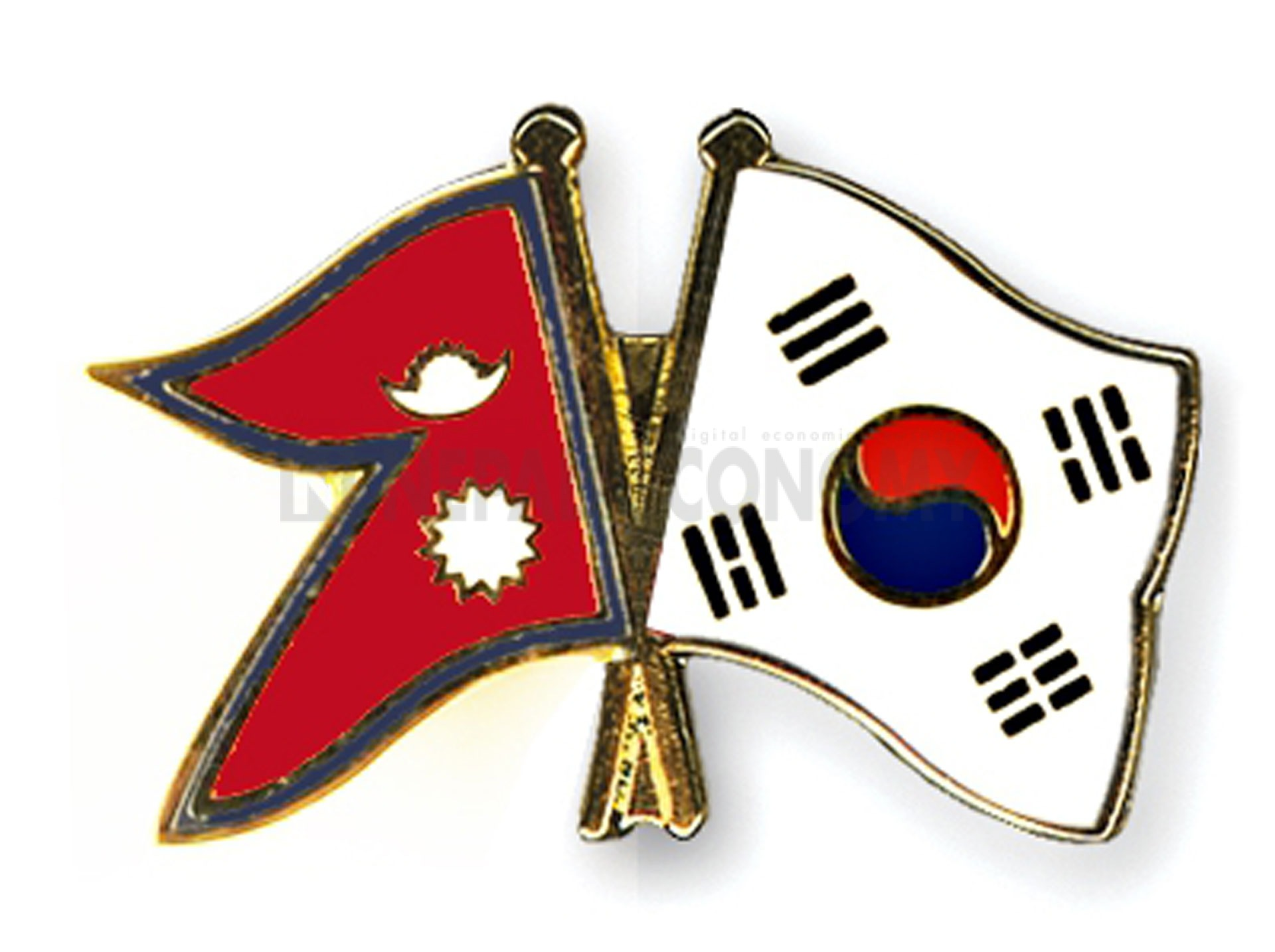 Korean parliamentarians donate Rs 13.2 million to Nepal