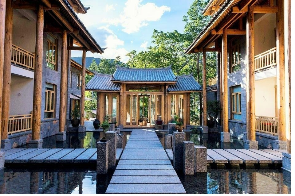 CG opens high-end resort in China