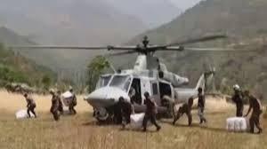 Nepal Army confirms five civilians among US chopper crash victims