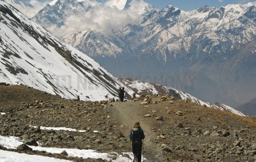 Lonely planet recommends trekking in Annapurna Region