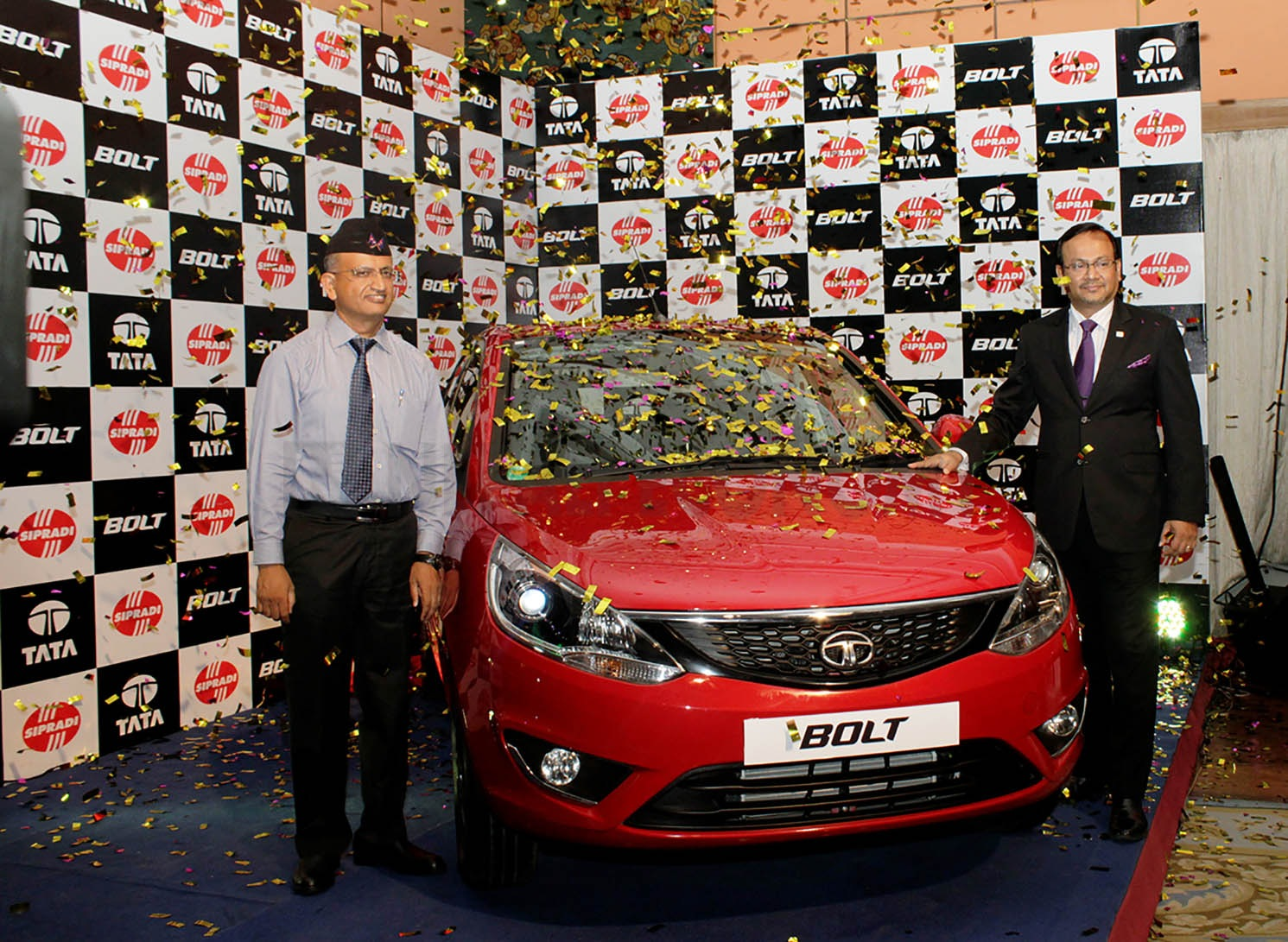 All-new sporty hatchback BOLT from Tata Motors launched