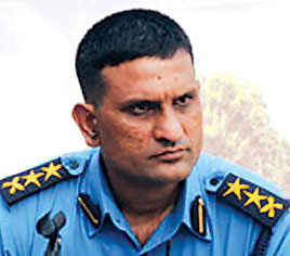 DIG Ramesh Kharel quits UN job 'to consolidate IGP race'